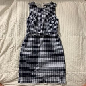 J. Crew workwear sheath dress size 6